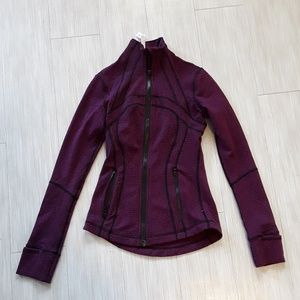 Lululemon Purple Define Jacket